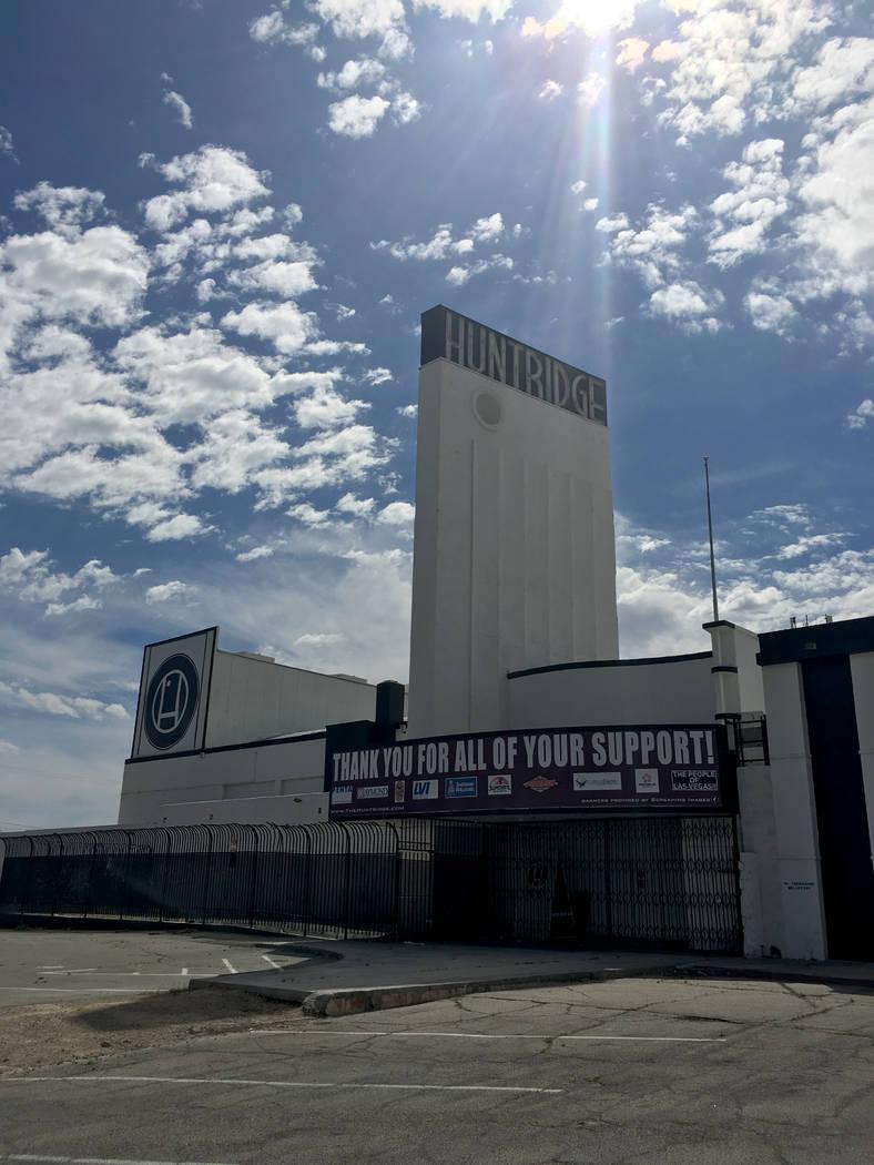 The Huntridge Theater, show on Tuesday, March 21, 2017 (John Katsilometes/Las Vegas Review-Journal) @JohnnyKats
