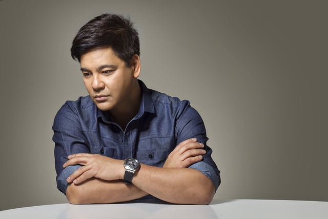 Martin Nievera, a star in his native Philippines, plays the Join at the Hard Rock Hotel on Saturday night. (Courtesy)