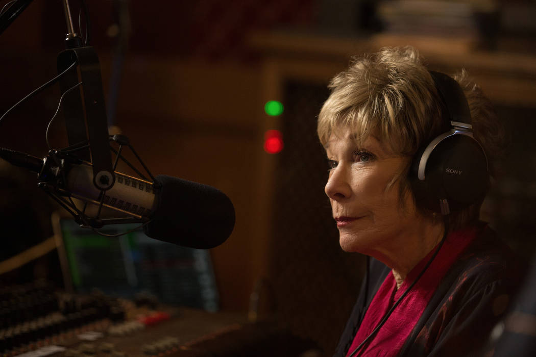 "Shirley MacLaine stars as Harriet Lauler in ""The Last Word."" (Beth Dubber/Bleecker Street)"