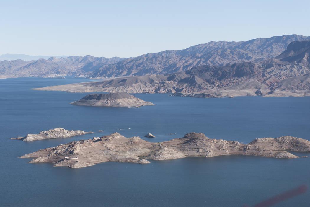 Lake Mead National Recreation Area (Jason Ogulnik/Las Vegas Review-Journal)