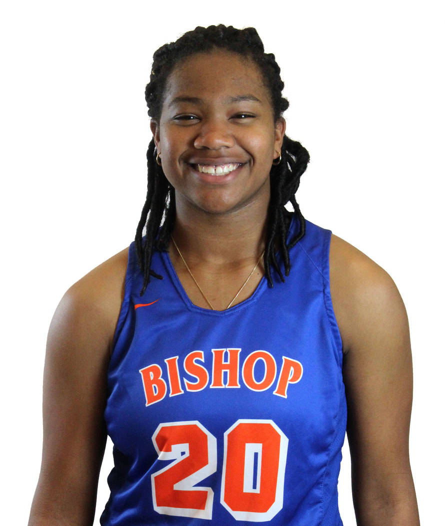 Skylar Jackson, Bishop Gorman (5-11, G/F): The senior was a first-team All-Southwest League pick and led the Gaels in points (11.3) and rebounds (7.7). Jackson signed with Sacramento State.