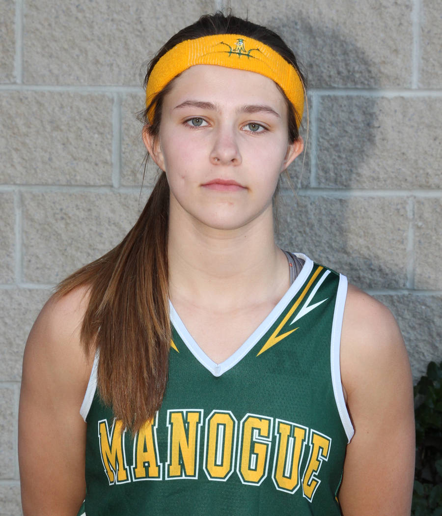 Katie Turner, Bishop Manogue (5-8, G): The senior was the co-Player of the Year in the Sierra League. She averaged 10.9 points, 2.9 assists and 3.2 steals to help the Miners reach the state final.