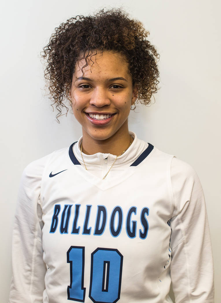 Jayden Eggleston, Centennial (6-1, F): The senior was a first-team All-Northwest League pick and averaged 10 points, 6 rebounds, 2 assists and 2 steals per game for the Bulldogs. Eggleston signed  ...