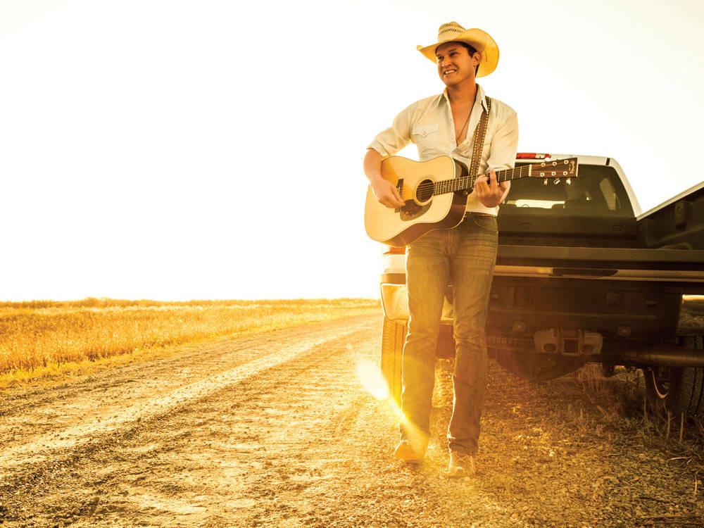 Country singer-songwriter Jon Pardi. (Courtesy)