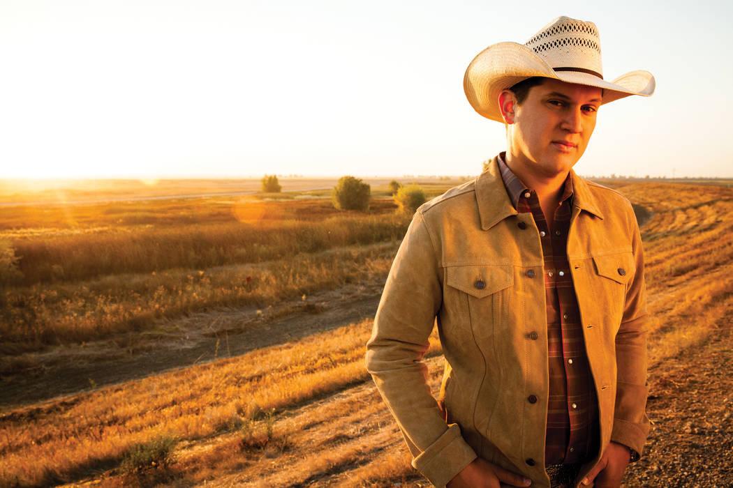 Country singer-songwriter Jon Pardi. (Jim Wright)