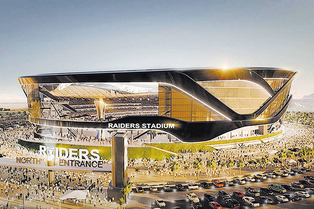Is Sam Boyd Stadium a viable temporary home for Raiders? | Las Vegas Review-Journal