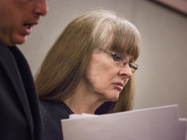 Linda Cooney was sentenced to 13 to 41 years in prison for shooting and paralyzingly her son Kevin Cooney in 2011  on Wednesday, July 9, 2014, at the Regional Justice Center. She was found guilty  ...