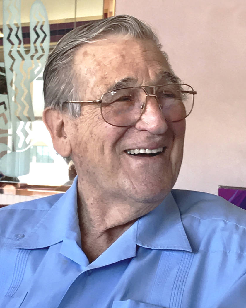 Shecky Greene, shown on March 19, 2017. (Ed Foster photo)