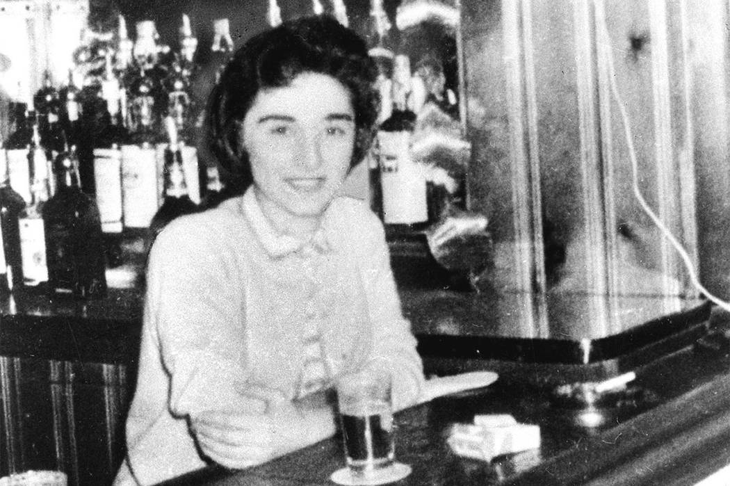 This undated file photo shows, Kitty Genovese. Genovese, a bar manager, was stabbed to death in March 1964 as she returned home to the Kew Gardens section of Queens, New York at 3:20 a.m. Accordin ...