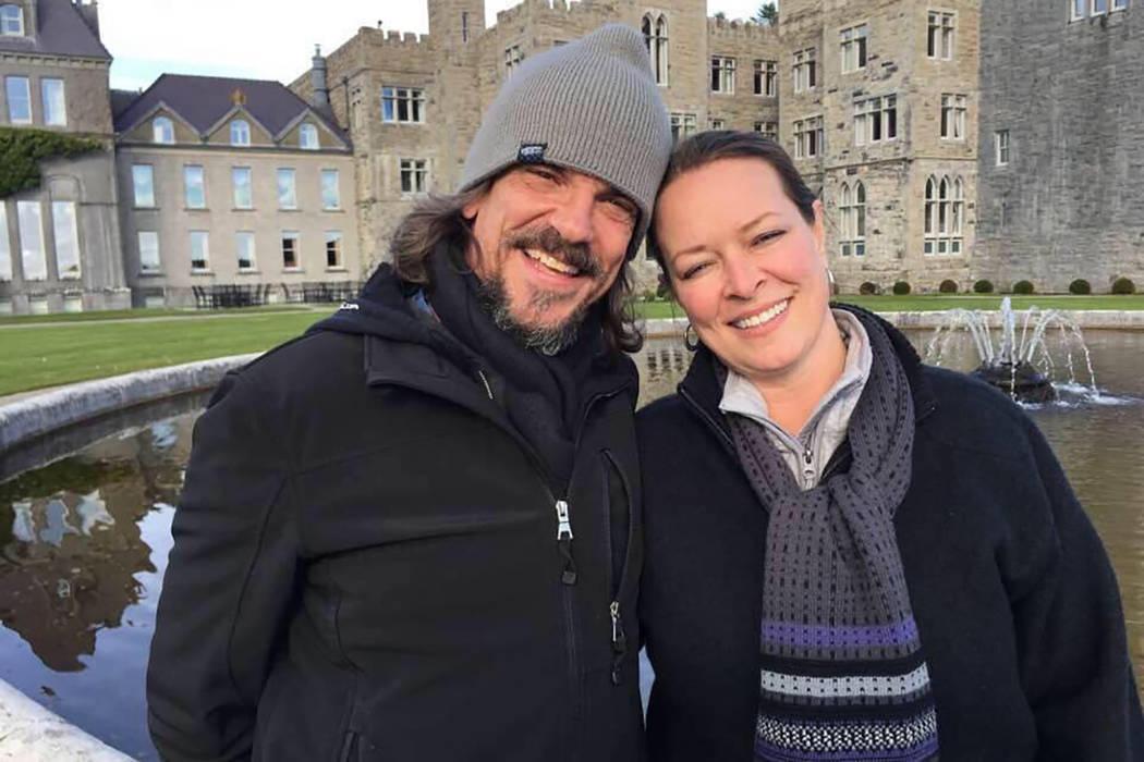 Kurt Cochran and Melissa Payne Cochran (Facebook/Shantell Payne)