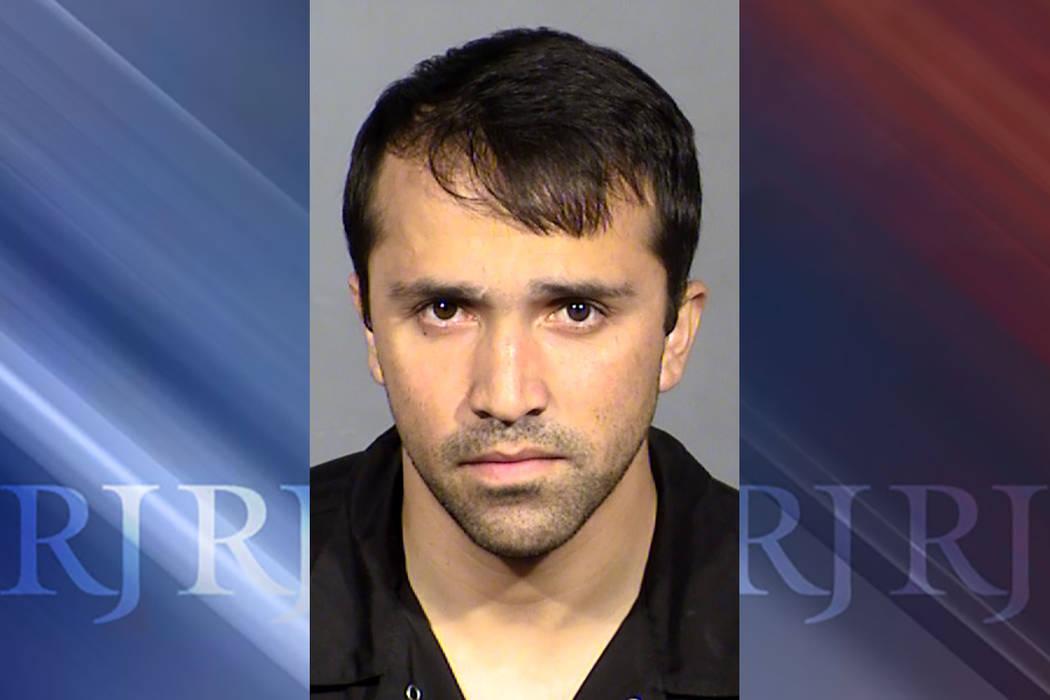 Abdul Based (Las Vegas Metropolitan Police Department)