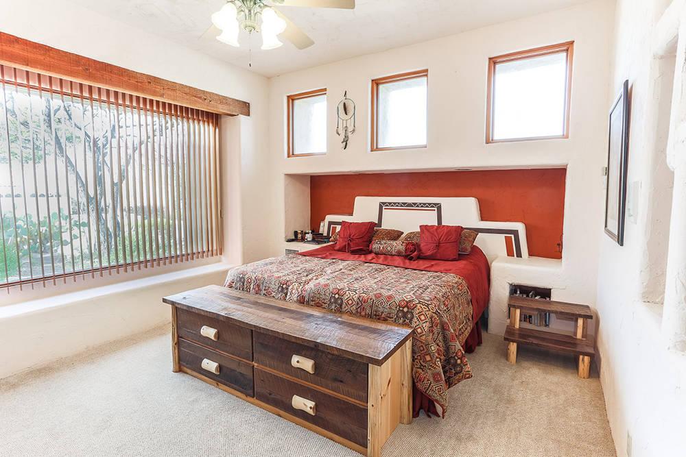 Courtesy of Avi Dan-Goor with Berkshire Hathaway HomeServices Nevada Properties The master bedroom.