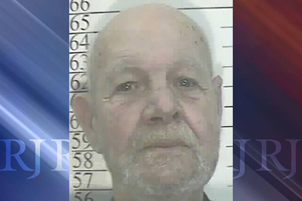 Homer Burton, 84 (Nevada Department of Corrections)