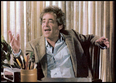 TV game-show entrepreneur Chuck Barris.
