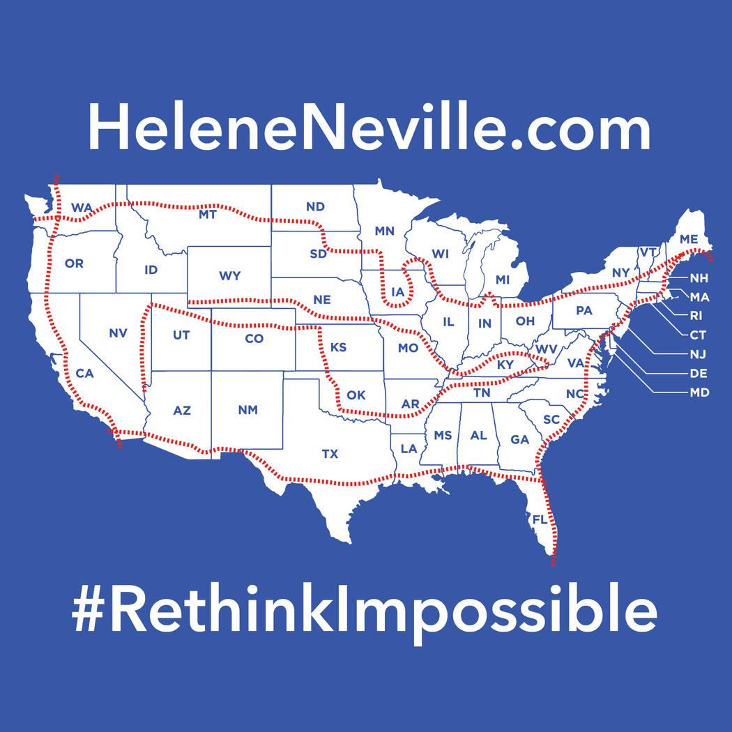 Helene Neville.