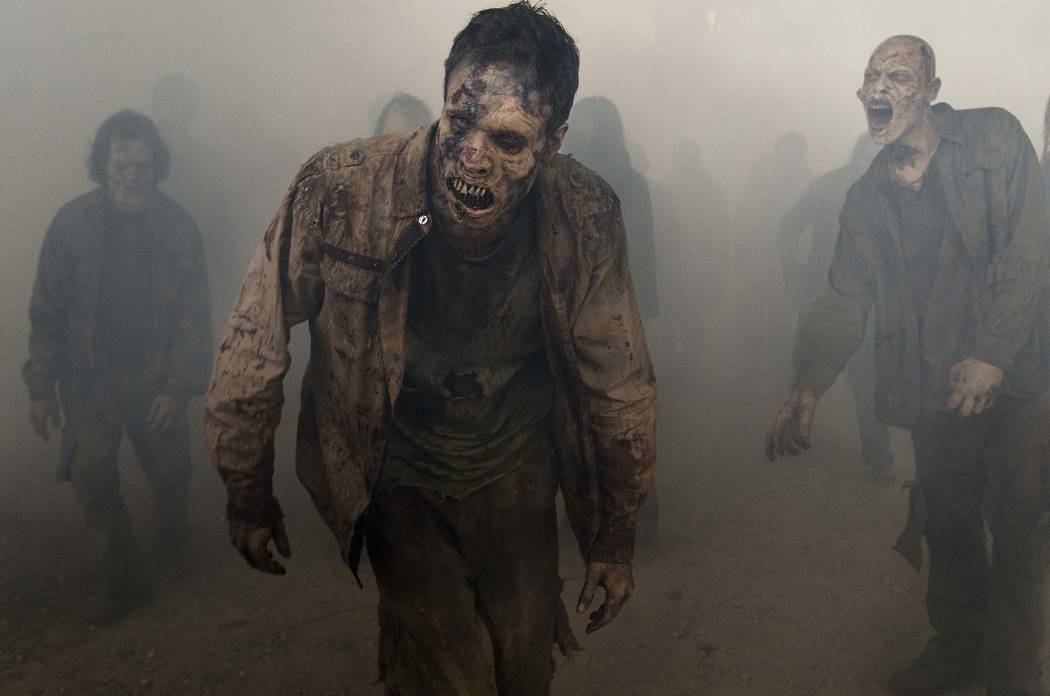 "AMC Networks, which produces ""The Walking Dead,"" is planning a commercial-free online video streaming service aimed at millennial TV subscribers. (Gene Page/AMC)"
