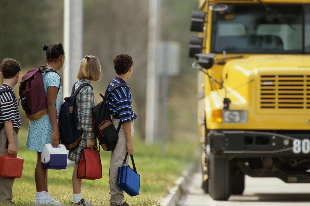 School bus. (Thinkstock)