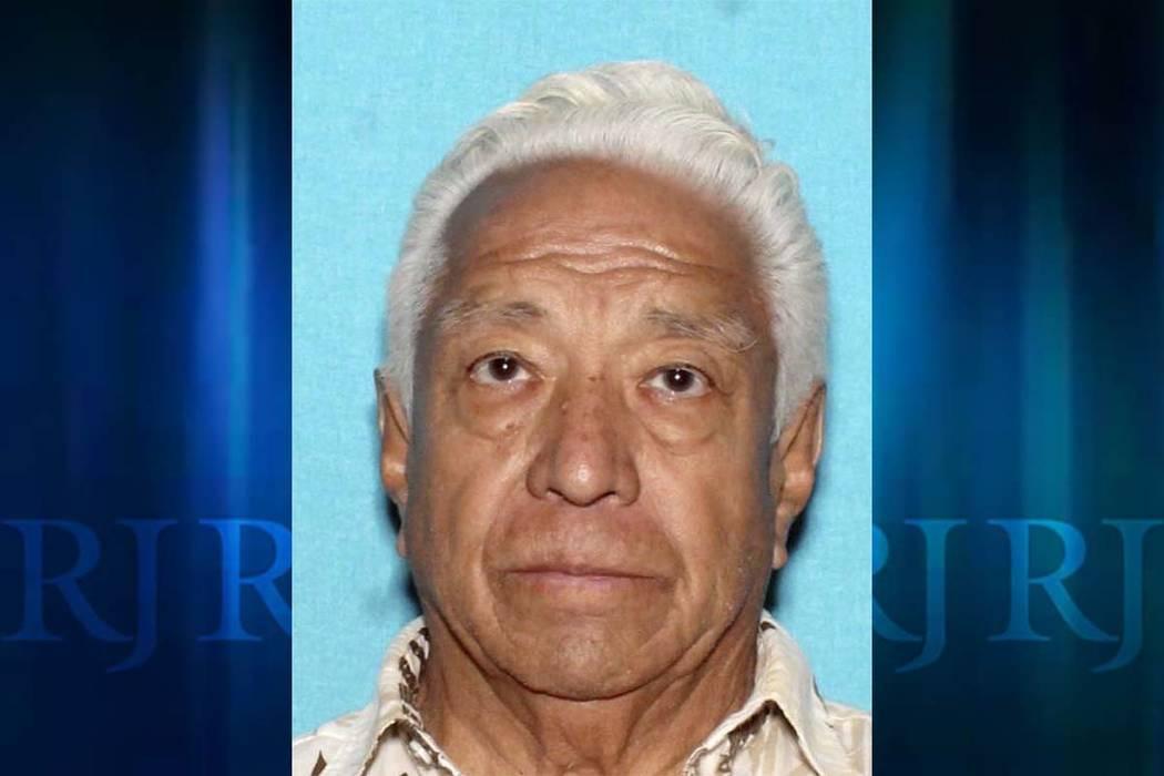 Mario Manrique (Las Vegas Metropolitan Police Department)