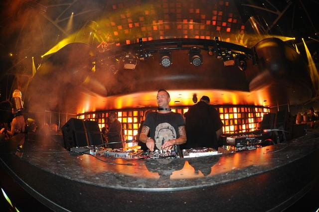 Fergie DJ is scheduled to perform Friday at Hakkasan in MGM Grand. (Courtesy)