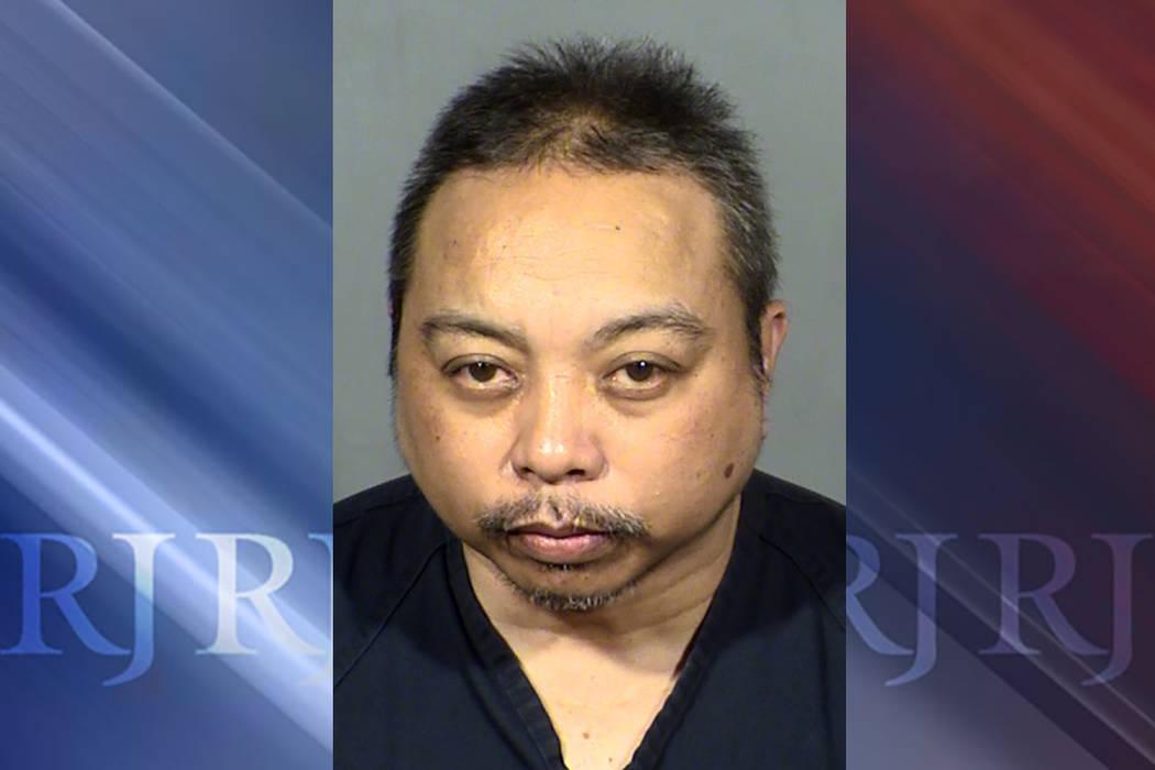 Rolando Cardenas (Las Vegas Metropolitan Police Department)