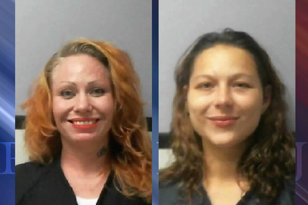 Krystal Smith and Danielle First (Nevada Department of Corrections)
