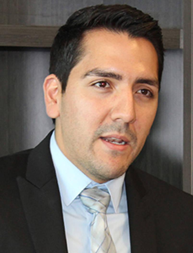 Nevada Assemblyman Nelson Araujo. (Cristian De la Rosa/El Tiempo)