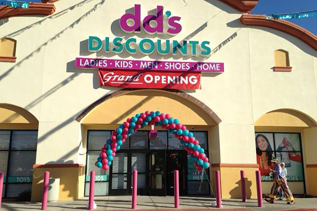 New Dds Discounts Store To Open In Las Vegas Las Vegas Review Journal