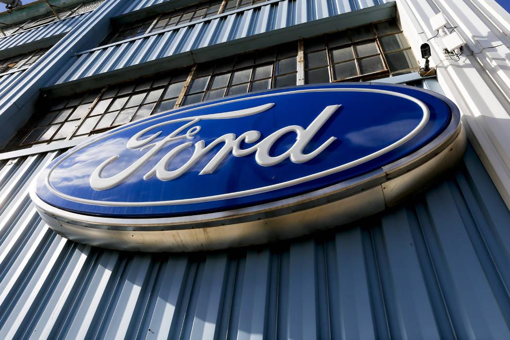 Ford is recalling more than 500,000 vehicles in North America and Europe to fix problems that can cause engine fires and doors to open unexpectedly. (Keith Srakocic/AP, File)