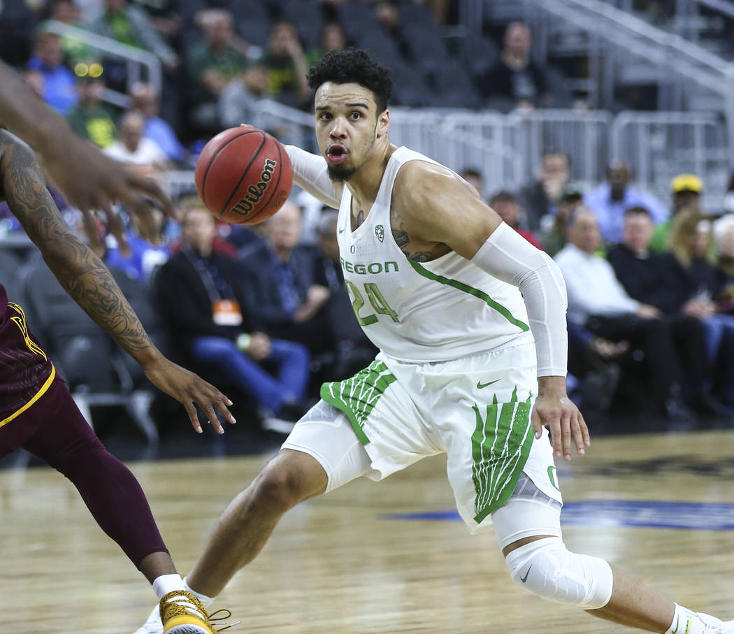 From Findlay Prep to a Final Four, Dillon Brooks leads ...
