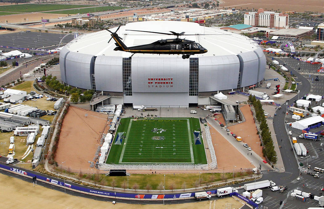 Raiders Could Choose Moving Grass Field In Las Vegas Like