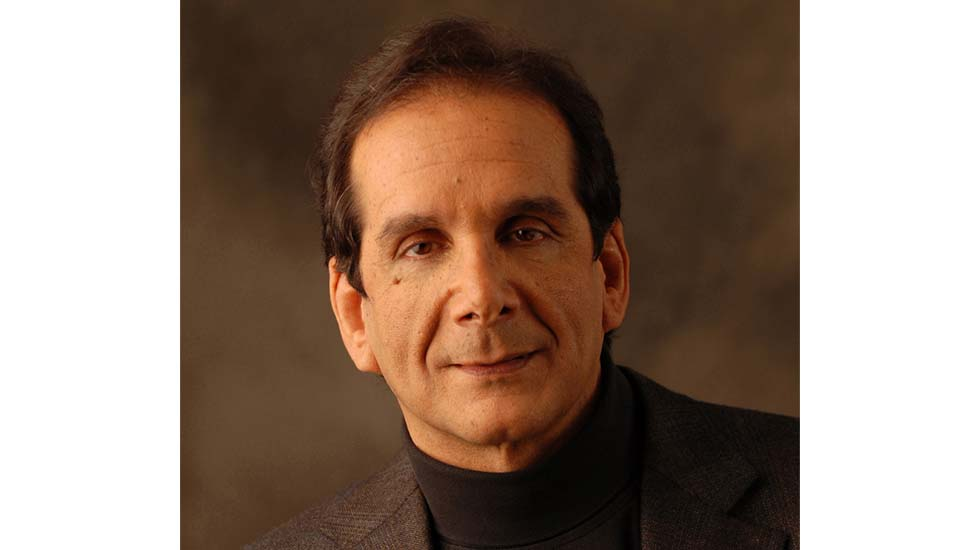 Charles Krauthammer