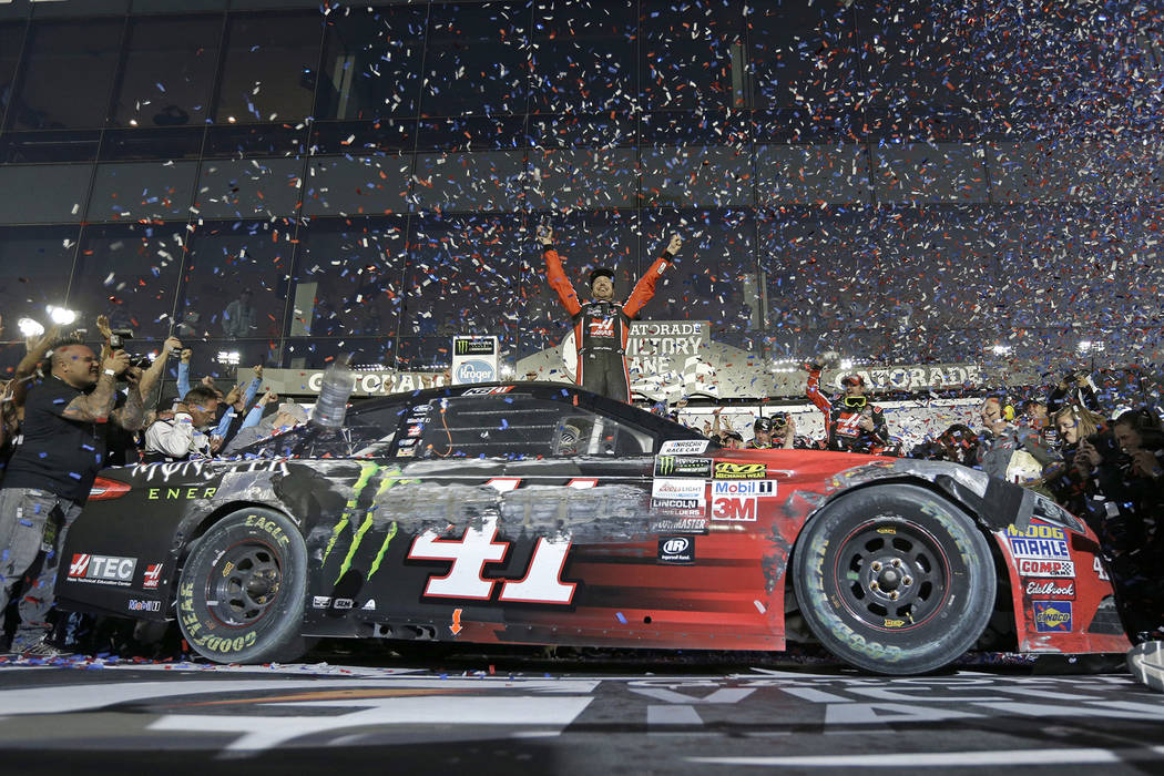 Kurt Busch talks Daytona 500 win on 'Live! with Kelly