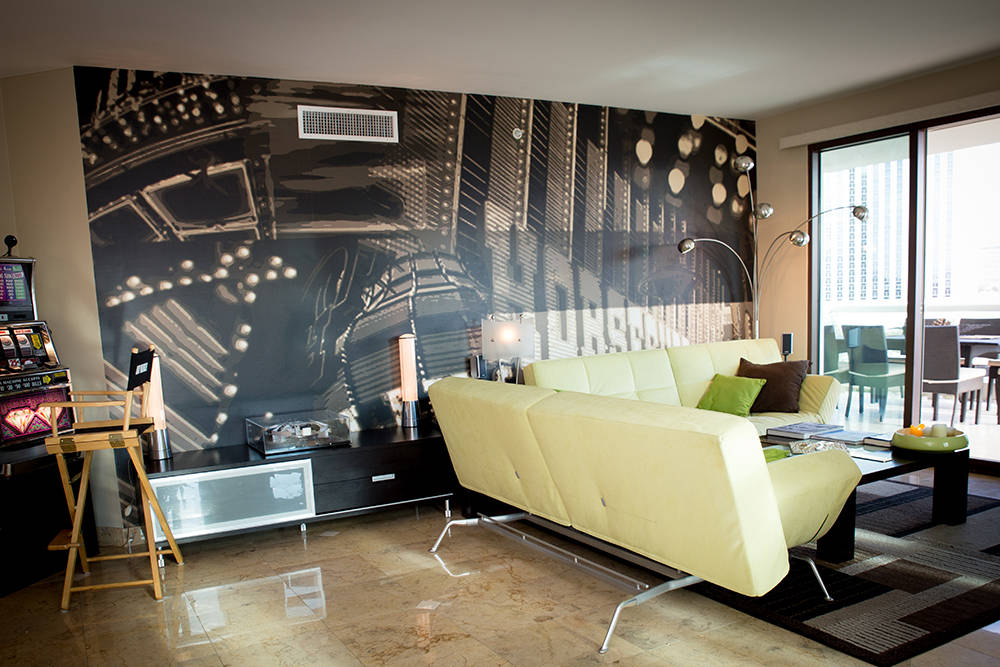 Millionaire TV Set Designer Loves Living In Las Vegas But Has Bad Luck In