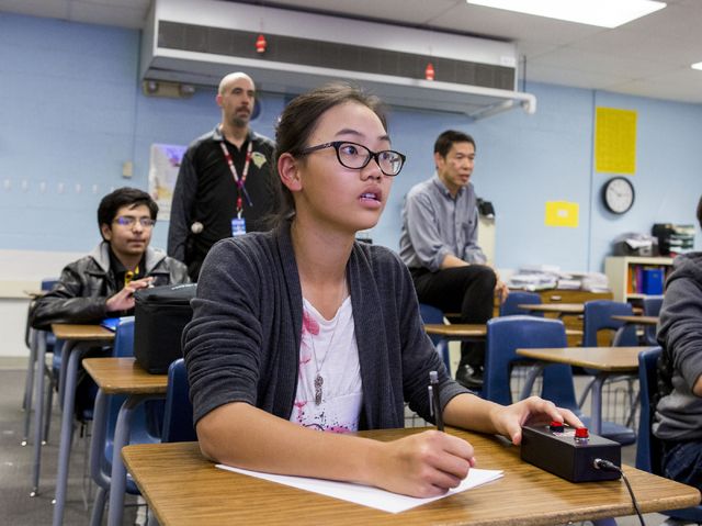 Hyde Park Middle School Looks To Recapture Mathcounts Title