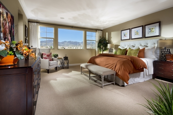 Alterra by Pardee offers multiple master bedrooms to suit multigenerational families. COURTESY PHOTO