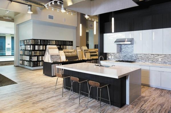 Las Vegans Make The Kitchen Hub Of Home Life Las Vegas Review Journal