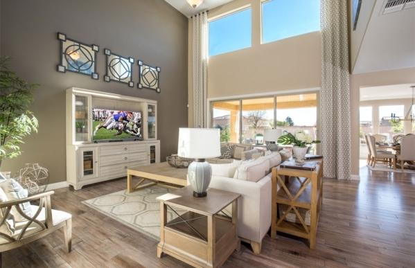 Pulte Homes Interior Design. New Home Building Ideas New