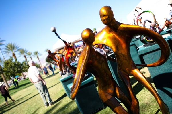 The Summerlin Festival of Arts moves to Downtown Summerlin and is expected to draw record crowds. With more than 100 fine artists, this year's festival includes enhanced entertainment and fo ...