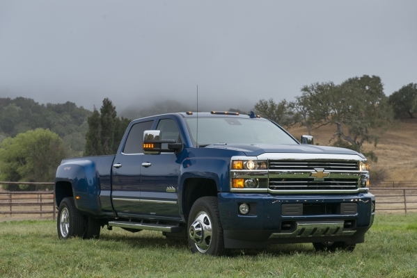 The 2017 Ford F-250 gets an all-new, high-strength-steel frame. But what's really driving interest is the high-strength, military-grade-aluminum-alloy body, which is a first for the segment. ...