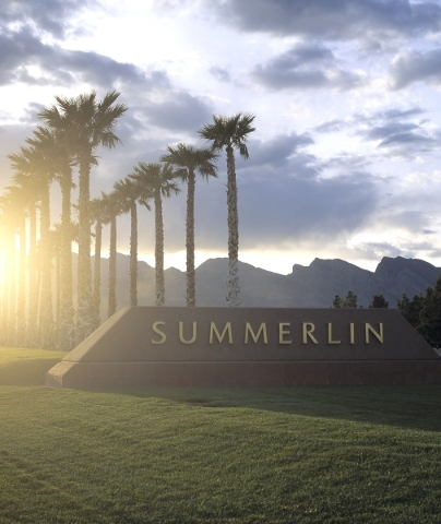 The Best of Summerlin competition recognizes the community's most popular places, amenities and people via public nominations and online voting. PROMOTIONAL PHOTO