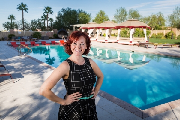 Evelyn Connors, lifestyle director of One Las Vegas.