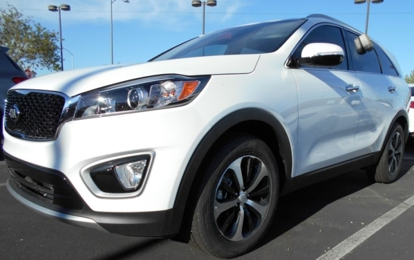 Drawing high acclaim since its arrival, the 2016 Kia Sorento Sport Utility Vehicle is now available at Henderson Kia in the Valley Automall. COURTESY