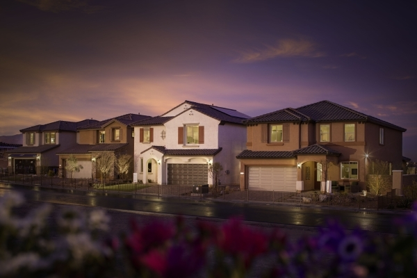 Pulte Opens Coldwater Crossing In Mountain S Edge Las