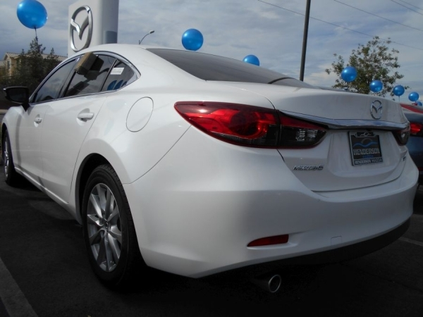 The 2016 Mazda6 is offered at Henderson Mazda in the Valley Automall. PROMOTIONAL PHOTO