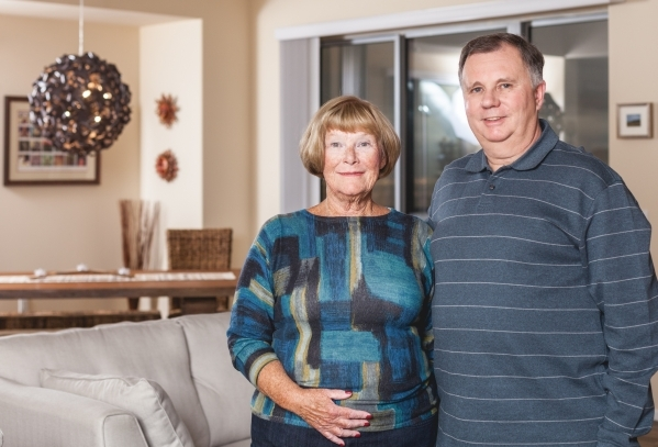 Sharon and Bruce Gillespie lived in  Reboboth Beach, Del., and visited Las Vegas often. In 2009, they said farewell to the hassle of staying in hotels while on their visits and invested in a two-b ...
