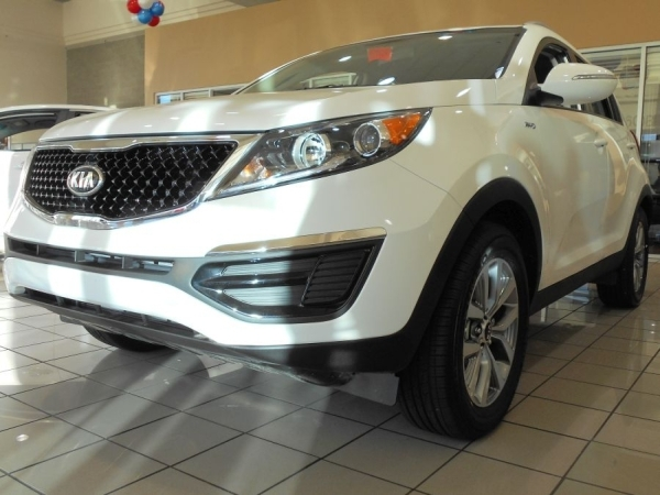 Strong incentive packages are now available on various models including the 2015 Kia Sportage at Henderson Kia in the Valley Automall. COURTESY
