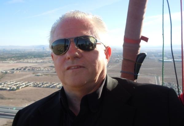 Forrest Barbee  Corporate broker,  Berkshire Hathaway HomeServices, Nevada Properties