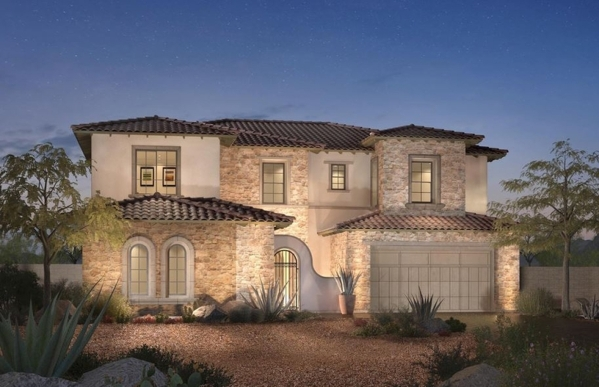 Toll Brothers offers the smallest and largest homes in Summerlin, with Vista Dulce townhomes in The Mesa village and Altura's estate-sized single family homes in The Paseos village. PROMOTIONAL