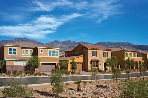 Pardee Homes' Alterra in Inspirada features floor plans designed for multigenerational living from young adults living with parents to aging parents living with their adult children. These a ...