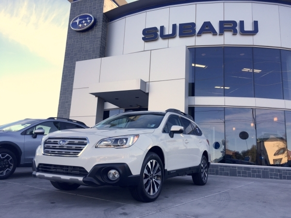 The all-wheel drive 2016 has received red-hot response since arriving at Subaru of Las Vegas at 5385 W. Sahara Ave. COURTESY